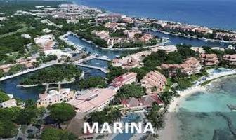 Foto de terreno habitacional en venta en  , puerto aventuras, solidaridad, quintana roo, 0 No. 01