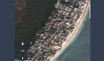 Foto de terreno habitacional en venta en  , puerto morelos, benito juárez, quintana roo, 11638418 No. 01