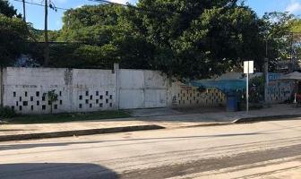 Foto de terreno habitacional en venta en  , puerto morelos, benito juárez, quintana roo, 8078387 No. 01