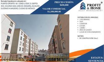 Foto de departamento en venta en puerto oporto 64 cond u, edf 21, ampliación san juan de aragón, gustavo a. madero, df / cdmx, 0 No. 01