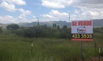 Foto de terreno habitacional en venta en  , quintas carolinas i, ii, iii, iv y v, chihuahua, chihuahua, 11772793 No. 01
