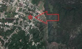 Foto de terreno habitacional en venta en  , quintín arauz, paraíso, tabasco, 6512555 No. 01