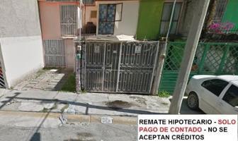 Foto de casa en venta en rancho las pampas 1, san antonio, cuautitlán izcalli, méxico, 4650252 No. 01