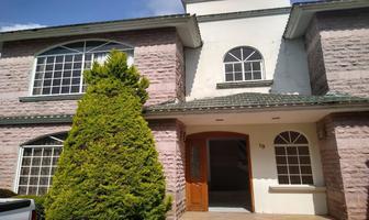Foto de casa en venta en real de arcos , real de arcos, metepec, méxico, 16370678 No. 01