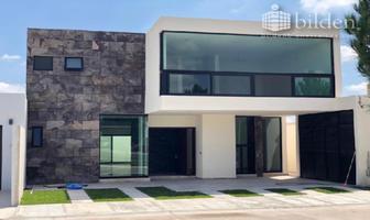Foto de casa en venta en real de privanzas 100, fraccionamiento san miguel de casa blanca, durango, durango, 12960239 No. 01