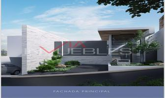 Foto de casa en venta en  , real de san agustin, san pedro garza garcía, nuevo león, 16658966 No. 01