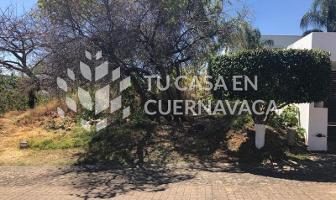 Foto de terreno habitacional en venta en  , real de tetela, cuernavaca, morelos, 6677711 No. 01