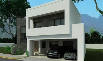 Foto de casa en venta en  , real de valle alto 2 sector, monterrey, nuevo león, 6314955 No. 01