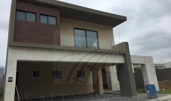 Foto de casa en venta en  , real de valle alto 2 sector, monterrey, nuevo león, 6508356 No. 01
