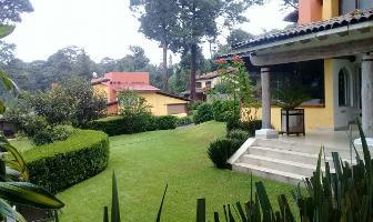 Foto de casa en venta en real del bosque , avándaro, valle de bravo, méxico, 0 No. 01