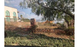 Foto de terreno habitacional en venta en real del monte 16, vista real y country club, corregidora, querétaro, 10758456 No. 01