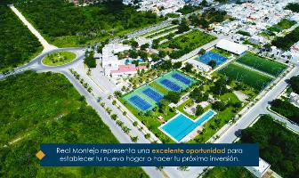 Foto de terreno habitacional en venta en  , real montejo, mérida, yucatán, 13667121 No. 01