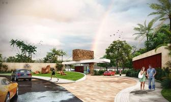 Foto de terreno habitacional en venta en residencial chaactun , chablekal, mérida, yucatán, 22005417 No. 01