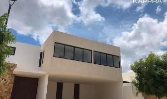 Foto de casa en venta en  , maya, mérida, yucatán, 11734519 No. 01