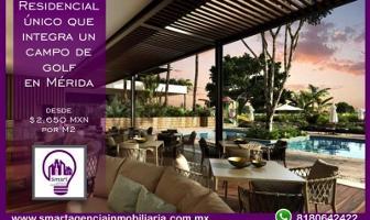 Foto de terreno habitacional en venta en  , residencial del mayab, mérida, yucatán, 0 No. 01