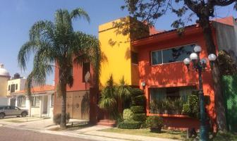 Foto de casa en venta en  , residencial el campanario, san pedro cholula, puebla, 0 No. 01