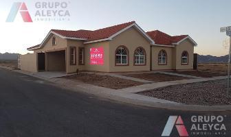 Foto de casa en venta en  , residencial el león, chihuahua, chihuahua, 11269696 No. 01
