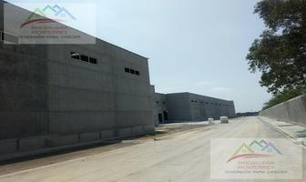Foto de nave industrial en renta en  , residencial escobedo, general escobedo, nuevo león, 11811067 No. 01