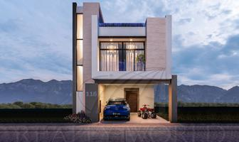 Foto de casa en venta en  , residencial la escondida 2do. sector, monterrey, nuevo león, 8306218 No. 01
