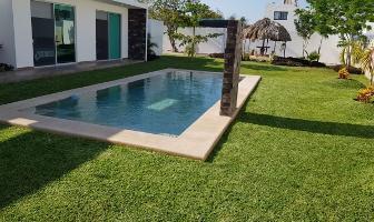 Foto de casa en venta en residencial la rejoyada , la florida, mérida, yucatán, 0 No. 01