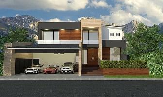 Foto de casa en venta en  , rincón de sierra alta, monterrey, nuevo león, 11445840 No. 01