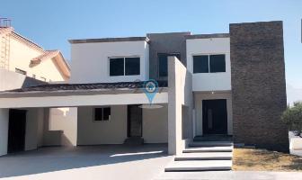 Foto de casa en venta en  , rincón de valle alto, monterrey, nuevo león, 6626180 No. 01