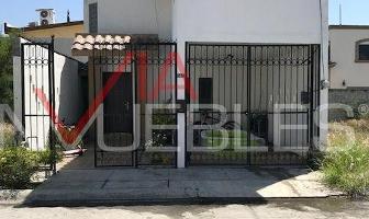 Foto de casa en venta en  , rinconada colonial 3 camp., apodaca, nuevo león, 13983497 No. 01