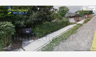 Foto de terreno habitacional en venta en rio çazones 114, miguel hidalgo, poza rica de hidalgo, veracruz de ignacio de la llave, 5875806 No. 01