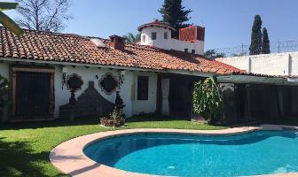 Foto de casa en venta en rio tamazula , vista hermosa, cuernavaca, morelos, 14167780 No. 01