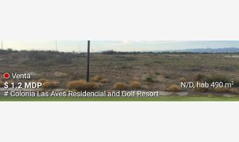 Foto de terreno habitacional en venta en rodeo calandria 103, las aves residencial and golf resort, pesquería, nuevo león, 0 No. 01