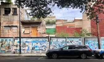 Foto de terreno habitacional en venta en roma , roma norte, cuauhtémoc, df / cdmx, 0 No. 01