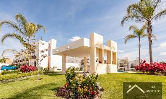Foto de casa en venta en romulo 2, lomas de oaxtepec, yautepec, morelos, 6364064 No. 01