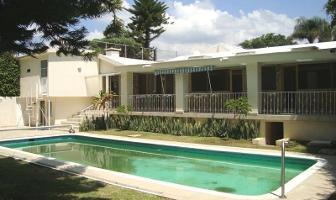 Foto de casa en renta en rosal 124, rancho cortes, cuernavaca, morelos, 5561512 No. 01