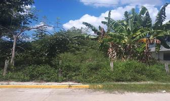 Foto de terreno habitacional en venta en rosales , jazmín, tuxpan, veracruz de ignacio de la llave, 6055219 No. 01