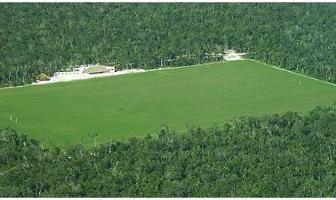 Foto de terreno habitacional en venta en ruta de los cenotes , puerto morelos, benito juárez, quintana roo, 14157449 No. 01