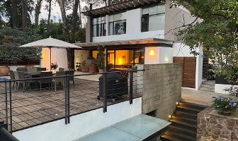Foto de casa en venta en ruta del bosque , avándaro, valle de bravo, méxico, 14168054 No. 01