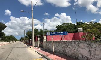 Foto de terreno habitacional en venta en  , sac-nicte, mérida, yucatán, 14019842 No. 01