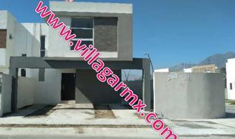 Foto de casa en venta en  , samsara, garcía, nuevo león, 12799640 No. 01