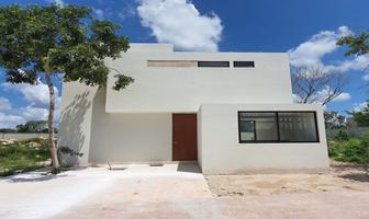 Foto de casa en venta en  , san francisco de asís, conkal, yucatán, 13649002 No. 01