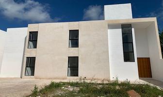 Foto de casa en venta en  , san francisco de asís, conkal, yucatán, 13854906 No. 01