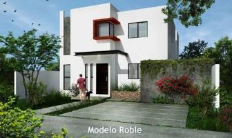 Foto de casa en venta en  , san francisco de asís, conkal, yucatán, 14047383 No. 01