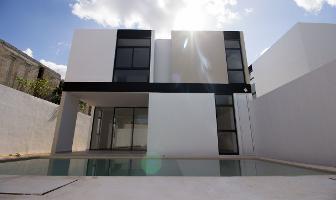 Foto de casa en venta en  , san francisco de asís, conkal, yucatán, 14070035 No. 01