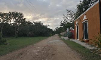 Foto de terreno habitacional en venta en  , san francisco de asís, conkal, yucatán, 14122111 No. 01