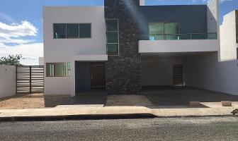 Foto de casa en venta en  , san francisco de asís, conkal, yucatán, 14260722 No. 01