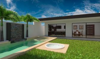 Foto de casa en venta en . , san francisco de asís, conkal, yucatán, 19317549 No. 01