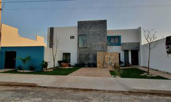 Foto de casa en venta en  , san francisco de asís, conkal, yucatán, 19318701 No. 01