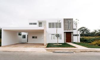 Foto de casa en venta en  , san francisco de asís, conkal, yucatán, 19413899 No. 01