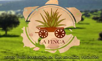 Foto de terreno habitacional en venta en  , san ignacio, progreso, yucatán, 13772505 No. 01