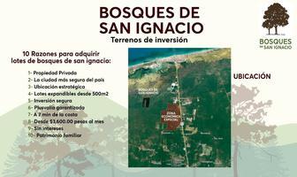 Foto de terreno habitacional en venta en  , san ignacio, progreso, yucatán, 17815942 No. 01