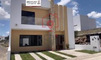 Foto de casa en venta en san isidro , juriquilla, querétaro, querétaro, 12517876 No. 01